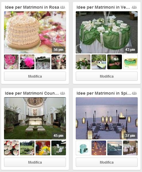 Photo of Pinterest e Matrimoni: Amore a prima vista