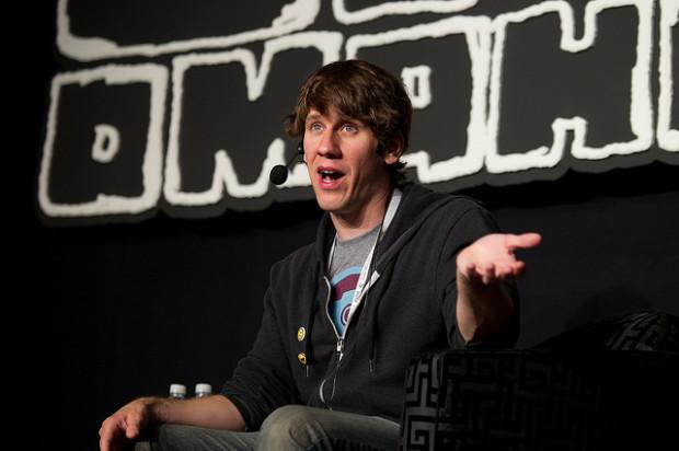 Dennis Crowley - Fondatore di Foursquare