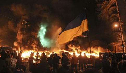 Scontri in Ucraina