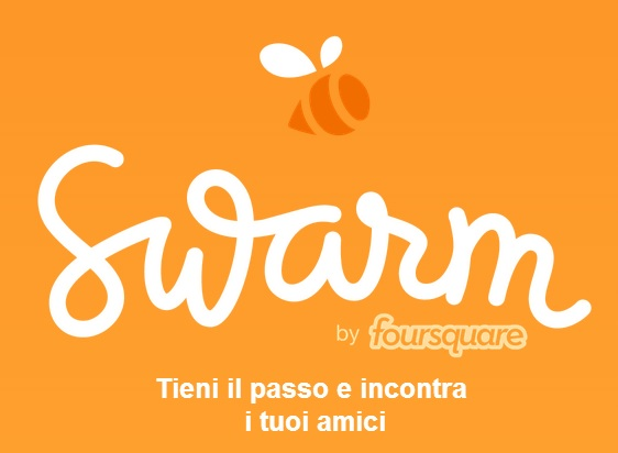 Photo of La scissione di Foursquare: arriva l'app Swarm