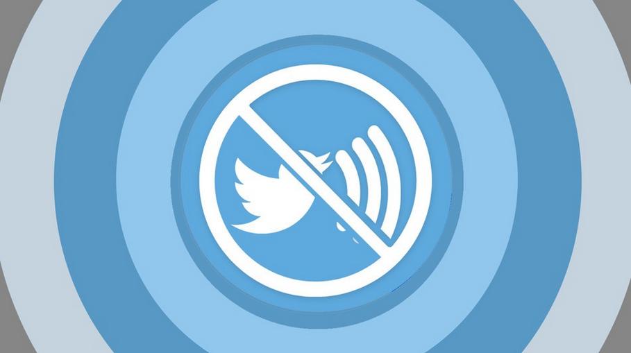 Twitter introduce funzione Mute