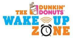Dunkin' Donuts Wake-up zone