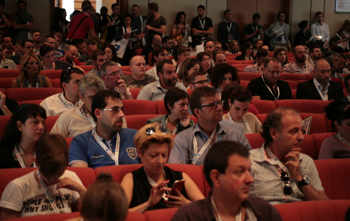 Photo of Festival del Web Marketing a Roma