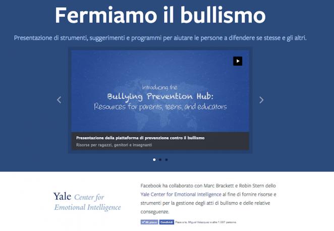 Fermiamo il Bullismo - Facebook