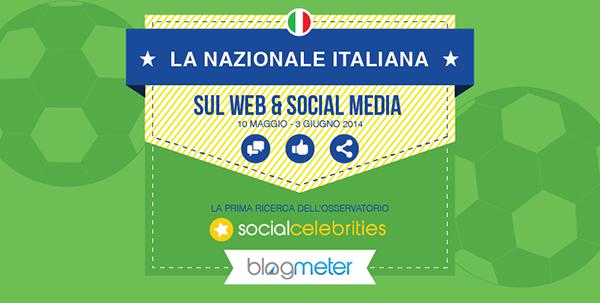 Nazionale Italiana sui Social Media - Blogmeter