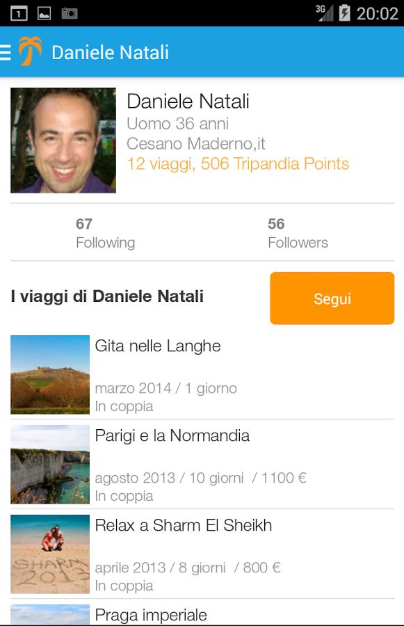 Photo of Nasce Tripandia: viaggi e vacanza in stile very social