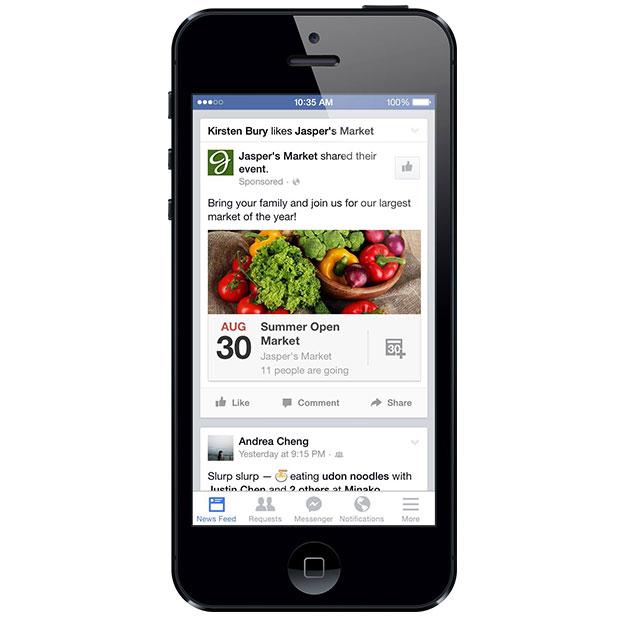 Photo of Facebook potenzia gli eventi creati dalle fan page
