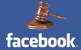 Facebook e la giustiza