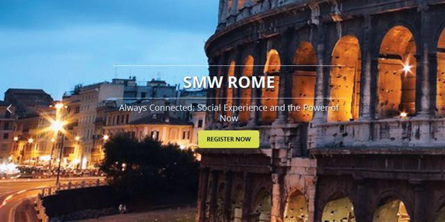 Photo of La Social Media Week torna a Roma