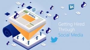 social network jobs