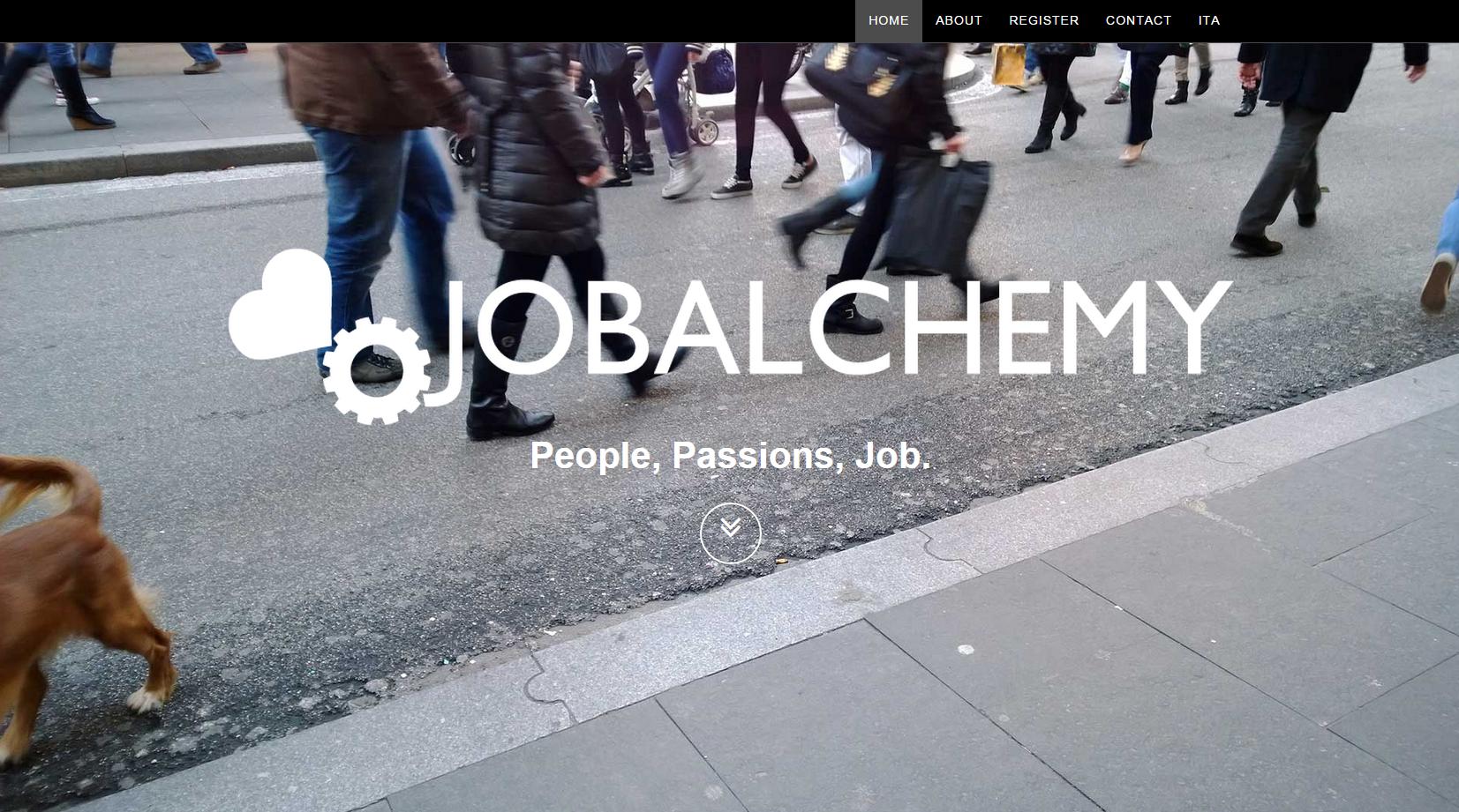 Photo of Jobalchemy: il lavoro dei sogni in un social