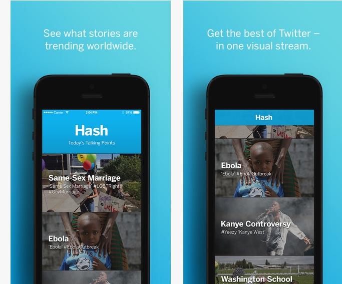 Promozione di Hash per mobile