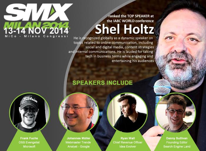 SMX Milano 2014