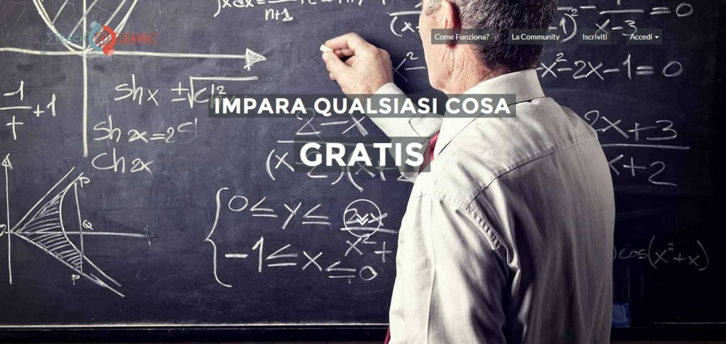 Teach4Learn - Impara qualsiasi cosa Gratis