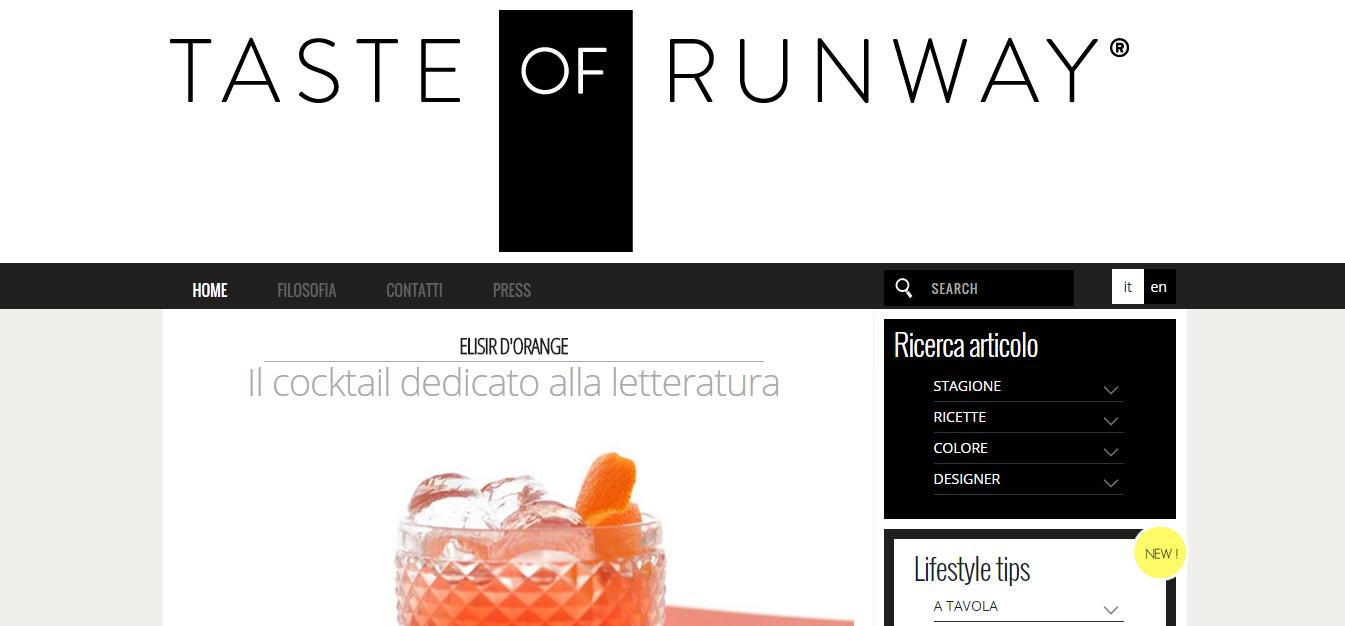 taste of runway