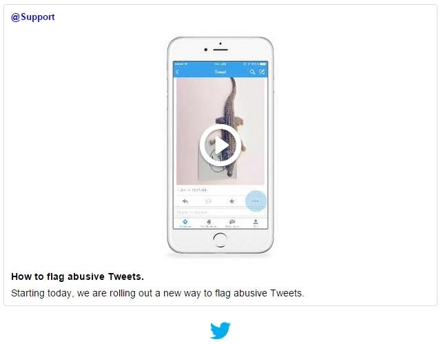 Come segnalare abusi a Twitter - Video