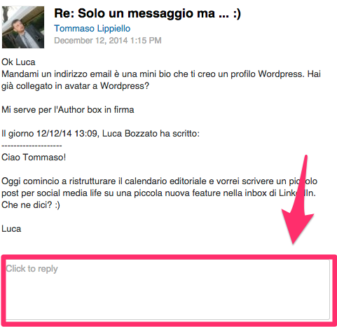 Photo of Un piccolo (ma significativo) miglioramento all'Inbox di LinkedIn