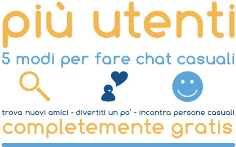 Photo of Chatrandom: un'altra alternativa italiana a Chatroulette