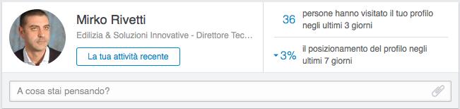 Nuova Home Page LinkedIn
