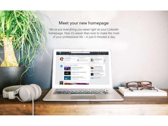 Photo of Una colazione da campioni! Con la nuova Home Page LinkedIn (Parte 3 di 4)