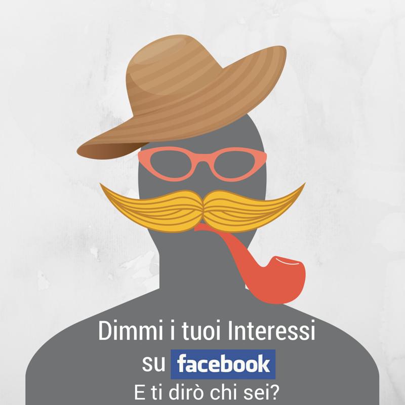 Interessi su Facebook - Nuova Sidebar
