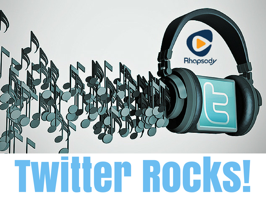 Photo of Twitter rocks! Ora è possibile ascoltare interi brani in streaming
