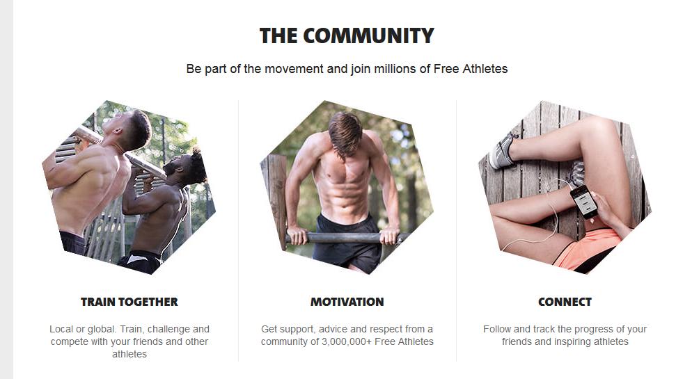 The Freeletics Community