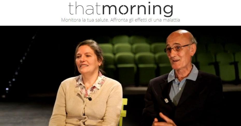 Photo of ThatMorning: una piattaforma dedicata al social care