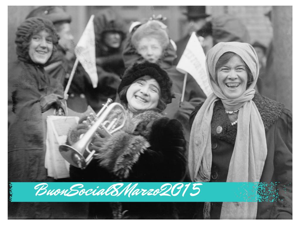 Photo of Mimose digitali su Twitter per donne social!