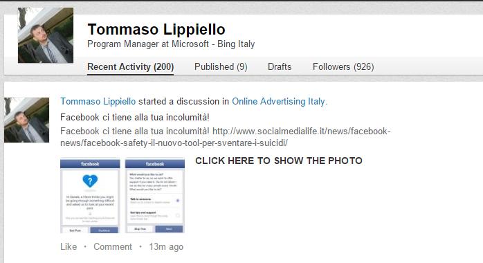 Tommaso Lippiello - Attività Recenti su LinkedIn