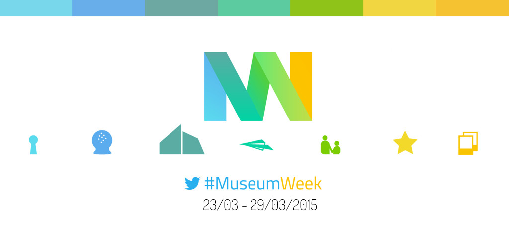 La Museum Week in collaborazione con Twitter