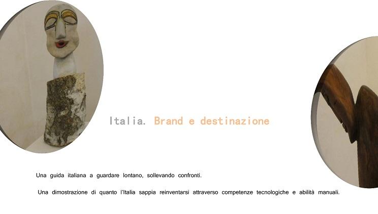 Italia Brand e destinazione - Testo di Stefano Monti