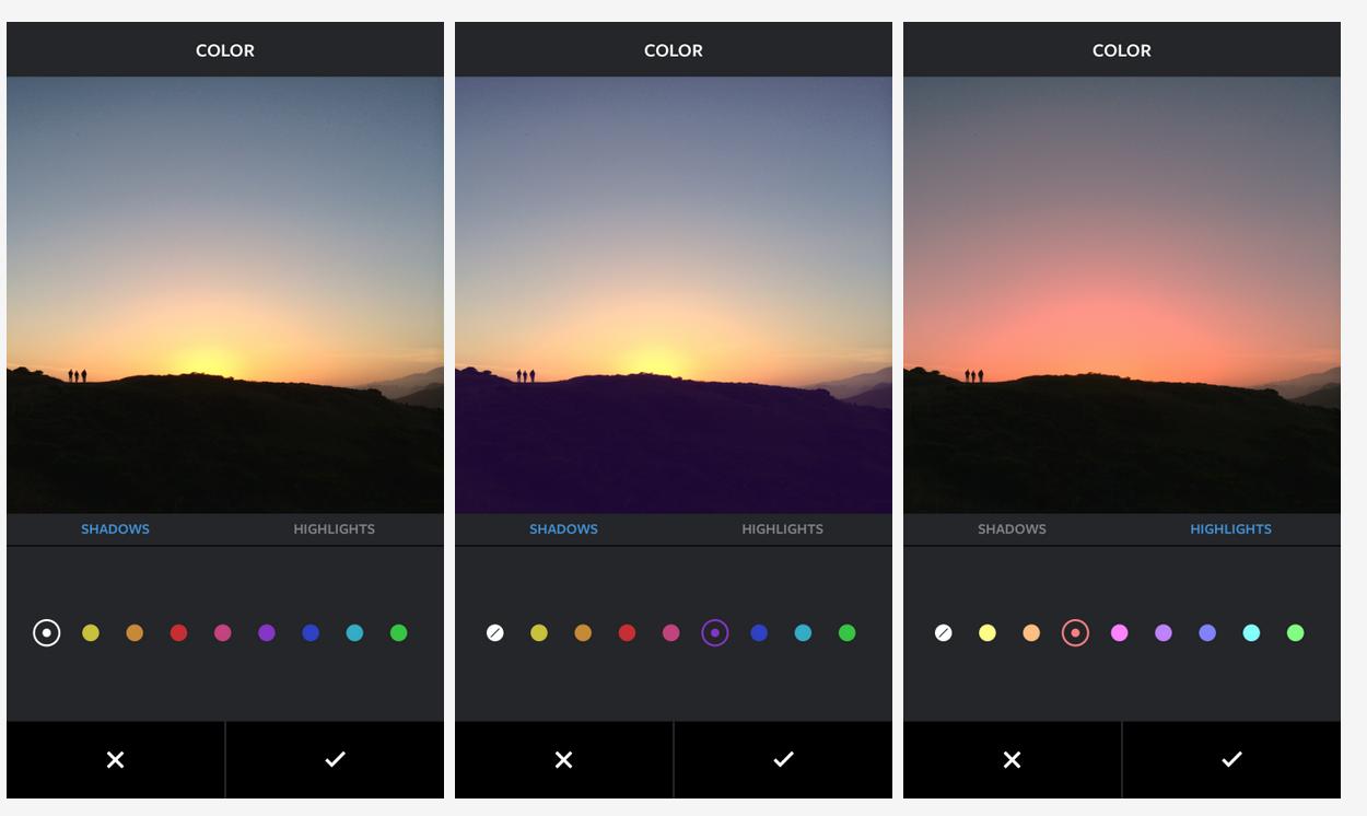 Photo of Instagram sempre più ricco: arrivano Color & Fade
