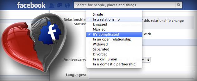 Notifica di divorzio