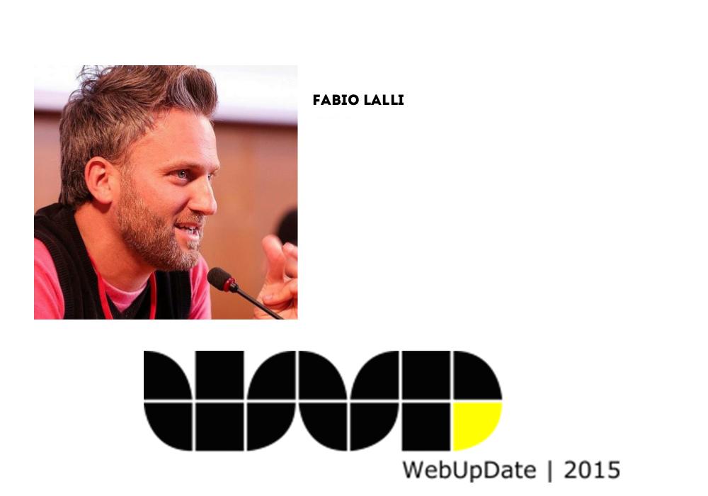 Photo of From Mobile Revolution to eXperience Evolution: Fabio Lalli al Wud 2015
