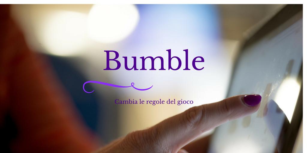 Bumble - App per incontri online