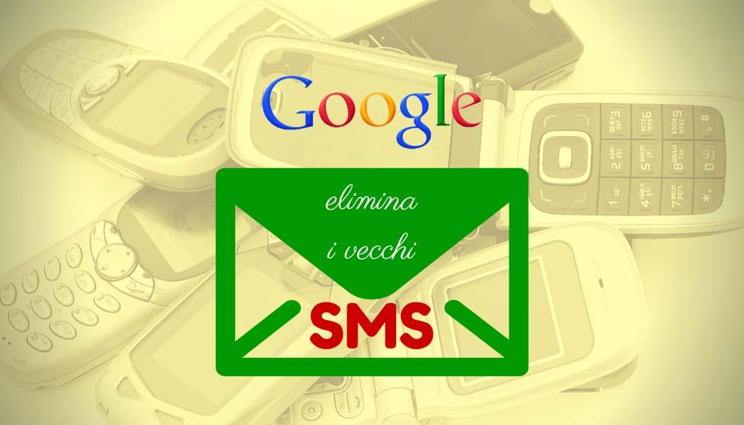 Google elimina gli SMS da Calendar