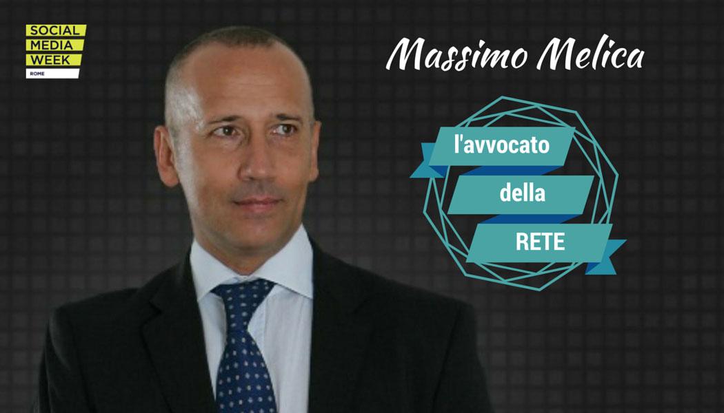 Photo of Massimo Melica: l'avvocato della Rete