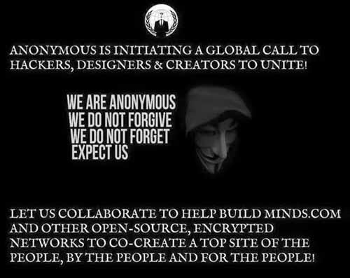 Anonymous e Minds