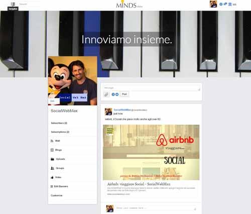 Minds - SocialWebMax