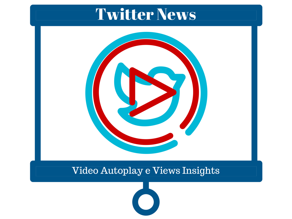 Photo of Twitter: Video Autoplay e Insight delle Views