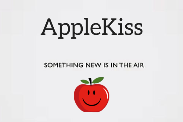 Photo of AppleKiss, il social network che vuole colorare il mondo!