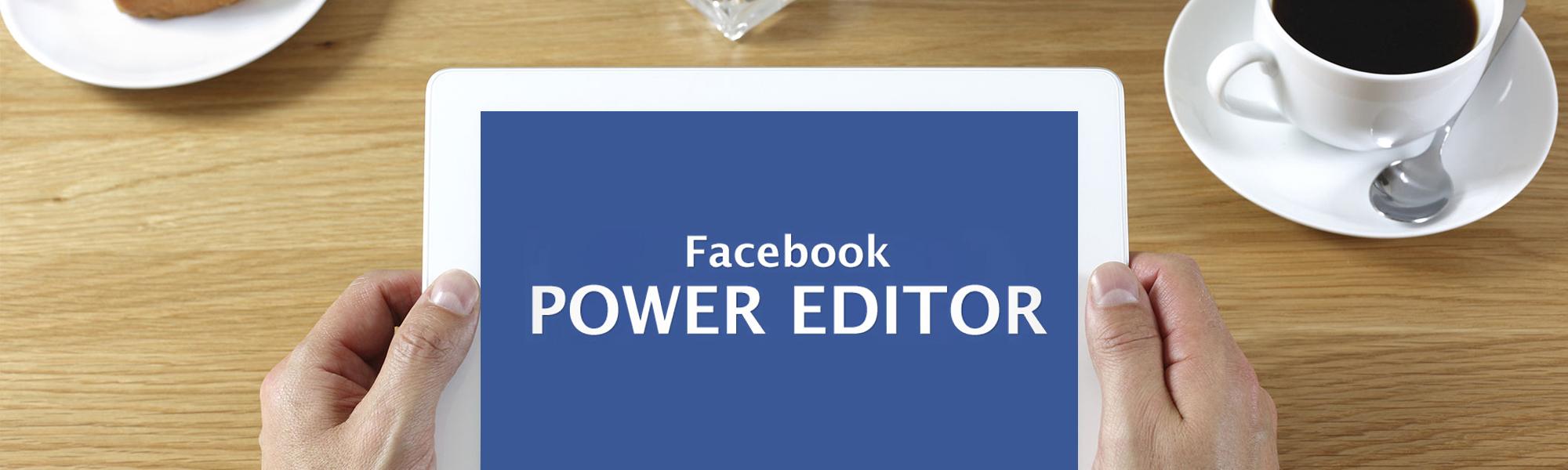 Photo of Facebook aggiorna il Power Editor ma chiude il servizio Facebook Connect