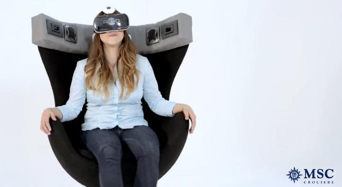 MSC e Oculus VR