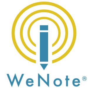 Logo We Note