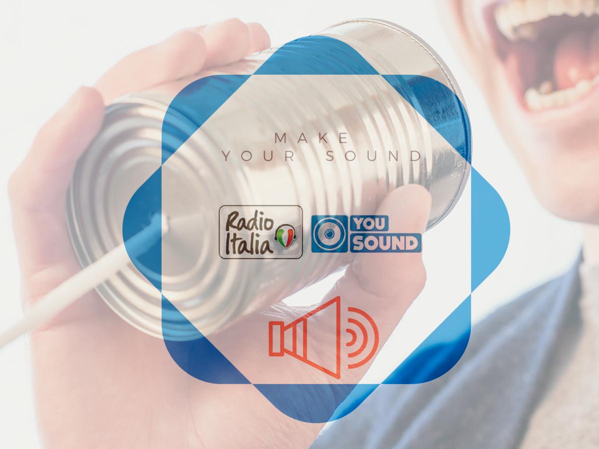 Photo of Make your sound, la tua voce diventa protagonista!