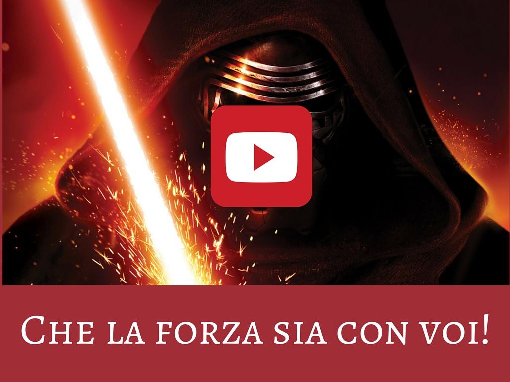 Star Wars Mania - YouTube Streaming