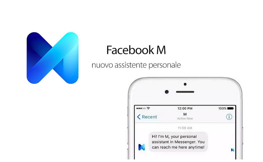 Facebook M - Assistente vocale Facebook Mobile