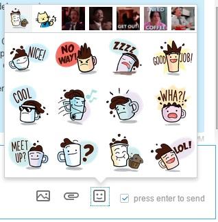 Emoticon - Nuovi Messaggi LinkedIn