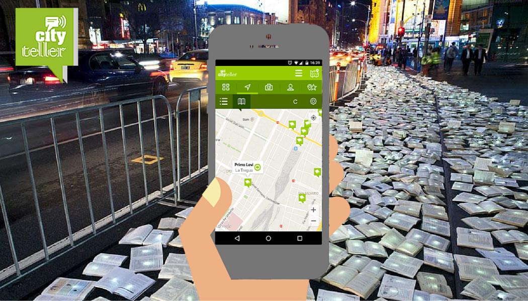 Photo of Cityteller: viaggio, scoperta, emozioni e letteratura a portata di app!